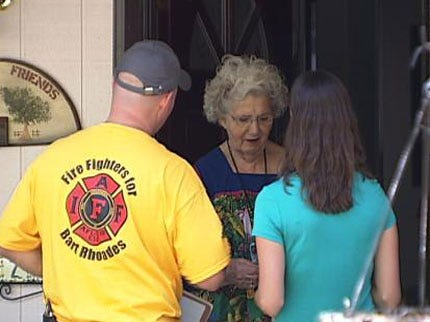 Tulsa Firefighters Knocking On Doors To Oust Several City Councilors