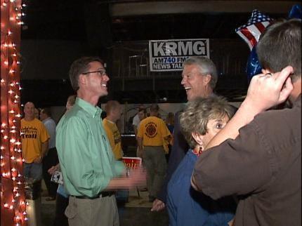 Beer Summit And Political Mixer At Tulsa's Flytrap
