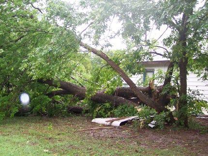 Stormy Weather Across NE Oklahoma