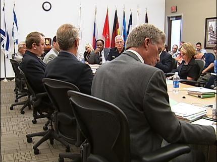 Tulsa City Council Continues Talks On Stimulus Money