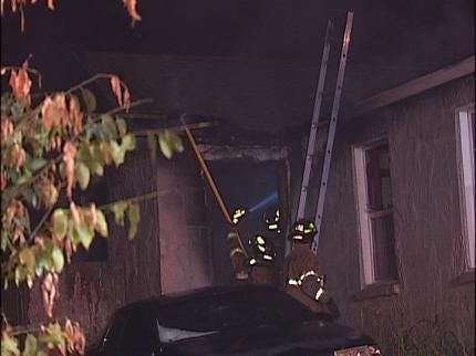 Tulsa House Fire Claims Life Of Elderly Man