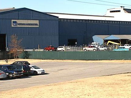 Workers At Sand Springs Steel Mill Get Layoff Notices
