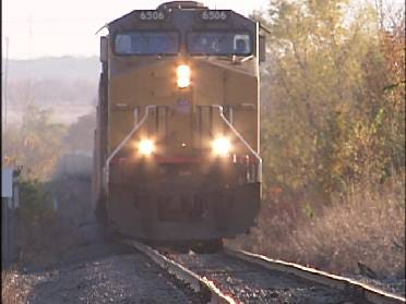 Man Struck By Train In Nowata County
