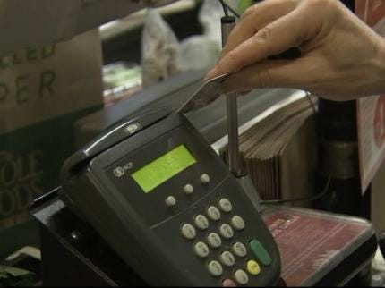 New Law Affects Credit Card Companies And Customers