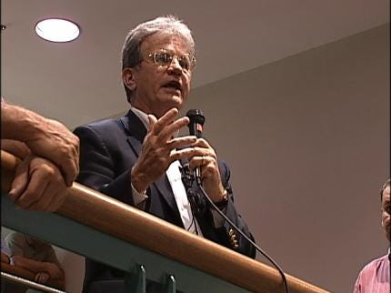 Oklahomans Fired Up By Health Reform Debate