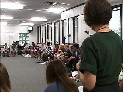 Thoreau Demonstration Academy Students Attend Training Camp