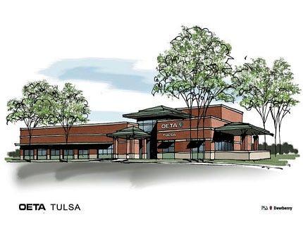 OETA To Build New Studio On OSU-Tulsa Campus