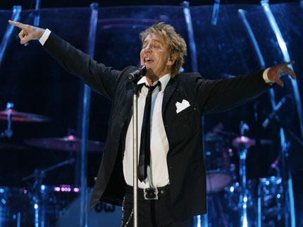 Rod Stewart's Tulsa Concert Canceled Because Of Illness