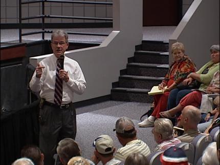 Senator Tom Coburn Pushing Alternative Health Care Plan