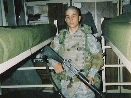 Sister Believes Oklahoma Soldier May Have Committed Suicide