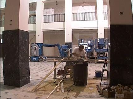 First Residents Move Into Tulsa's Mayo Hotel