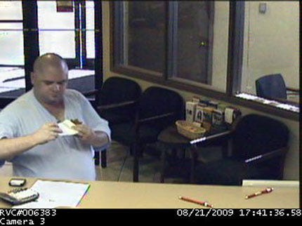 Man Armed With Cookie Attempts Tulsa Bank Robbery