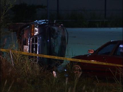 Man Seriously Injured In Skelly Wreck