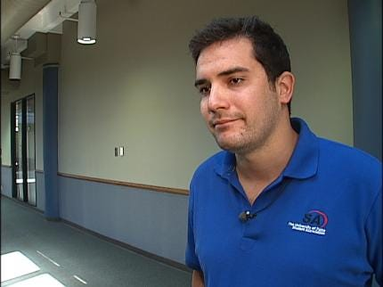 TU Students Discuss Employment Concerns