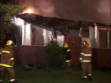 Oakhurst Family's Home Destroyed By Fire