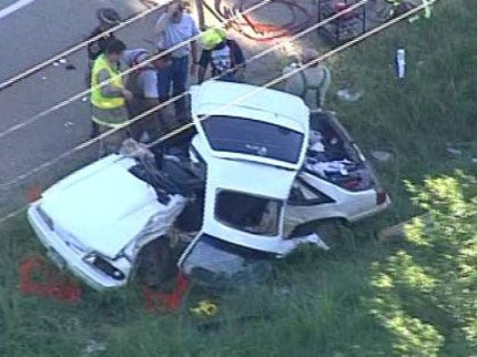 3-Year-Old Dies After Stroud Accident