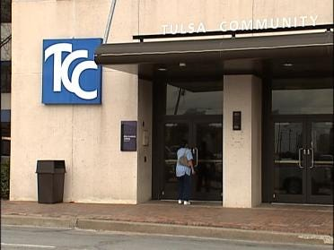 TCC's Fall Enrollment Up By 12%