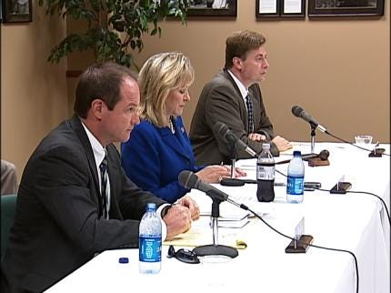 Congressional Hearing On Cap And Trade Held In Tulsa