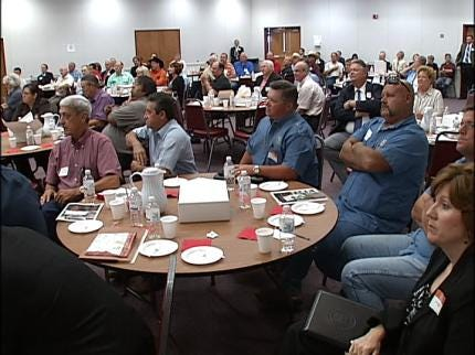 McAlester Transportation Forum Takes On Road Repairs