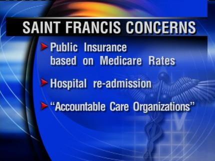 Tulsa Hospitals Watching Health Care Debate