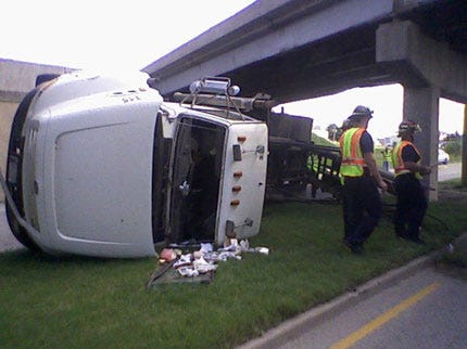 Wreck Causes Delays On Highway 169 Near Pine