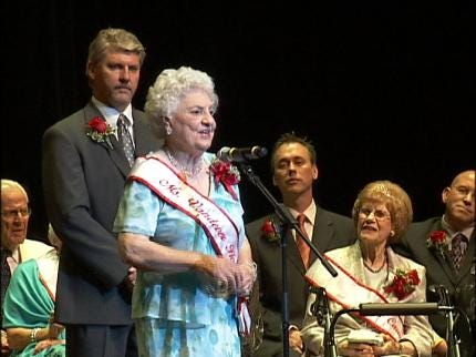 Ms. Senior Oklahoma Pageant Held