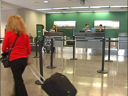Frontier Back At TIA With Service To Denver