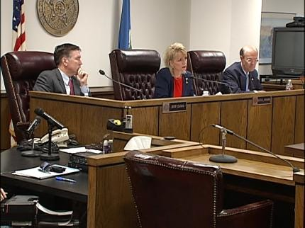 Furloughs Called Off At Corporation Commission