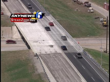 Road Project Wrapping Up On Tulsa's I-244