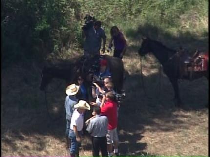 Two-Year-Old Tulsa Girl Found Safe Near Oologah Lake