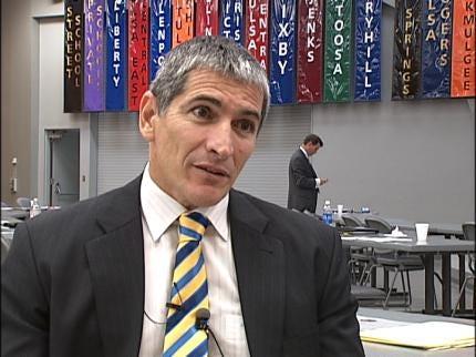 Israeli Expert In Tulsa Talks Terrorism