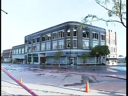 Massive Fire Damages Historic Bartlesville Building