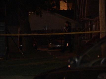 Police: Tulsa Robbery Leads To Shooting