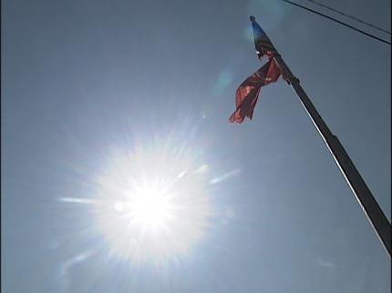 Tulsa Under A Heat Alert Through Friday