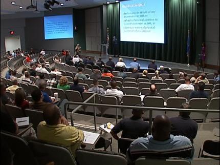 Law Enforcement Education Taught In Broken Arrow