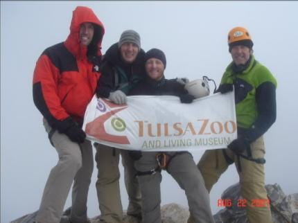 Tulsa Man To Climb Mt. Rainier For Zoo Fundraiser