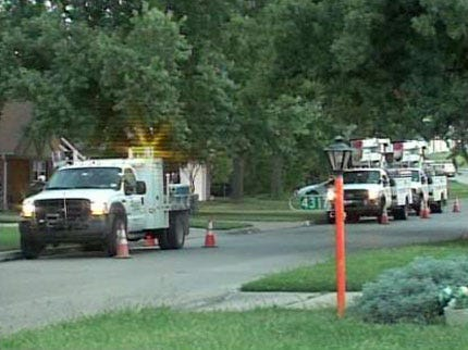 Multiple Transformer Problems Cause Tulsa Power Outage