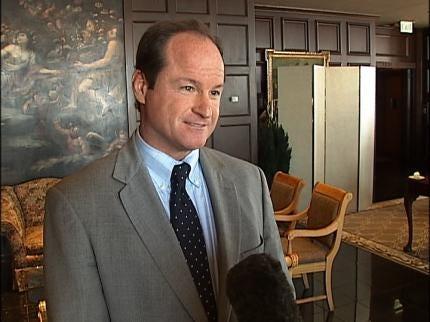 John Sullivan Talks Healthcare To Tulsa County Voters