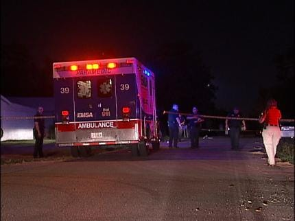 Tulsa Man Taken To Hospital After Shooting