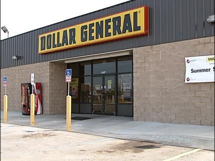 Burglars Hit Two Tulsa County Dollar General Stores