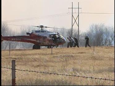 2 Firefighters Injured Near Crescent