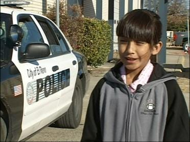 El Reno Girl Raising Money For Dogs' Bullet-Proof Vests