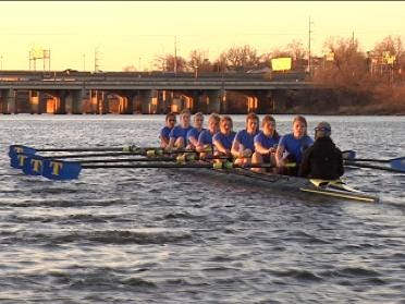 Rowing Popularity Growing For Tulsa Kids