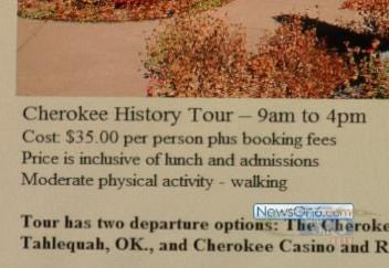 Cherokee Nation Launches New Tourism Web site