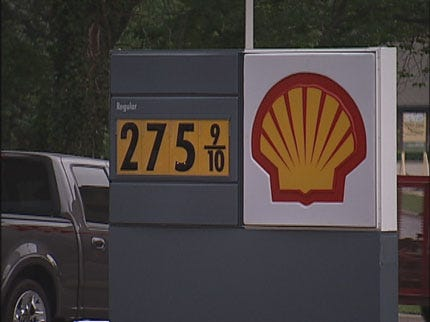 Shell Stations In Tulsa Having Fuel Problems
