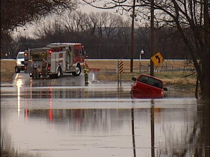 South Tulsa Water Rescue