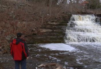 Oklahoma Waterfall Study