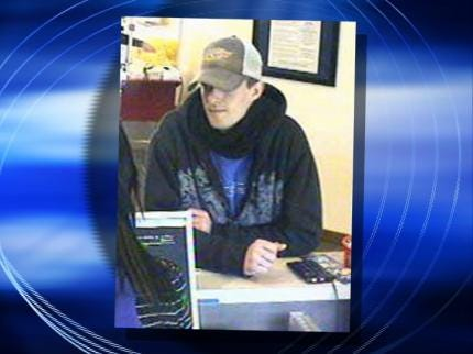 Charges Dropped Against Accused Bank Robber