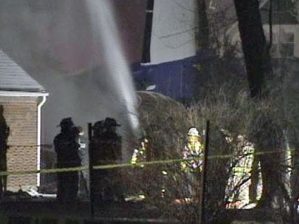 Fiery Plane Crash Kills 50 People