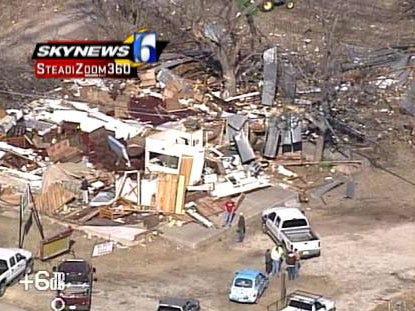 Henry Seeks Individual Assistance After Tornado